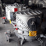 Bell-type industrial furnace for heat treatment
